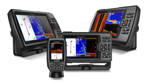 инструкции к эхолотам Garmin STRIKER