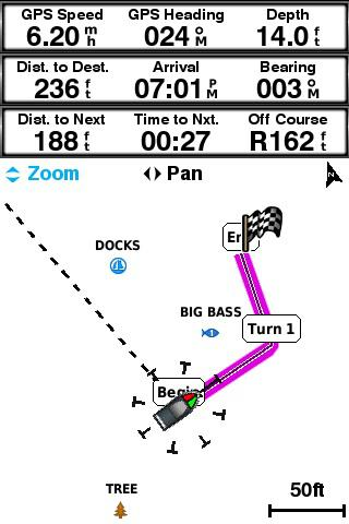 GPS STRIKER 4dv от Garmin