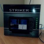 Эхолот Garmin Striker 7SV — что в коробке